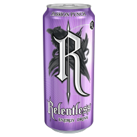 Relentless Purple Passion £1 PMP 12 x 500ml